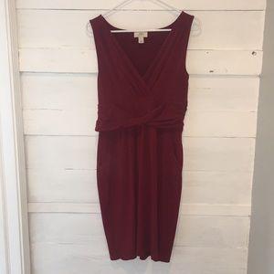 Red Loft Dress